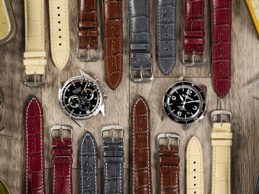 are leather watch straps good