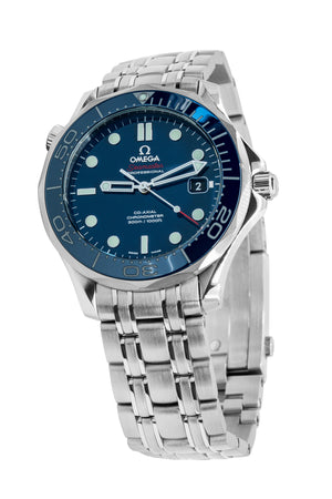 OMEGA Seamaster Professional Gents Automatic Watch - Blue Dial