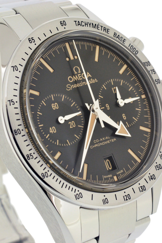 OMEGA Speedmaster '57 Co-Axial Chronograph Watch - Black Dial