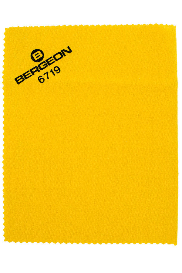 BERGEON Polishing Cloth - 6719