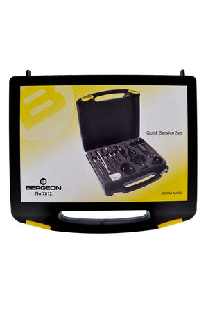 BERGEON Quick Service Set - 7812