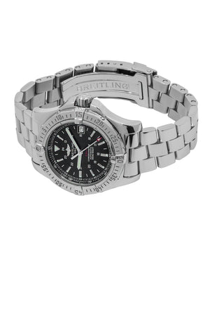 BREITLING Colt Automatic 500m A17380 41mm Black Dial