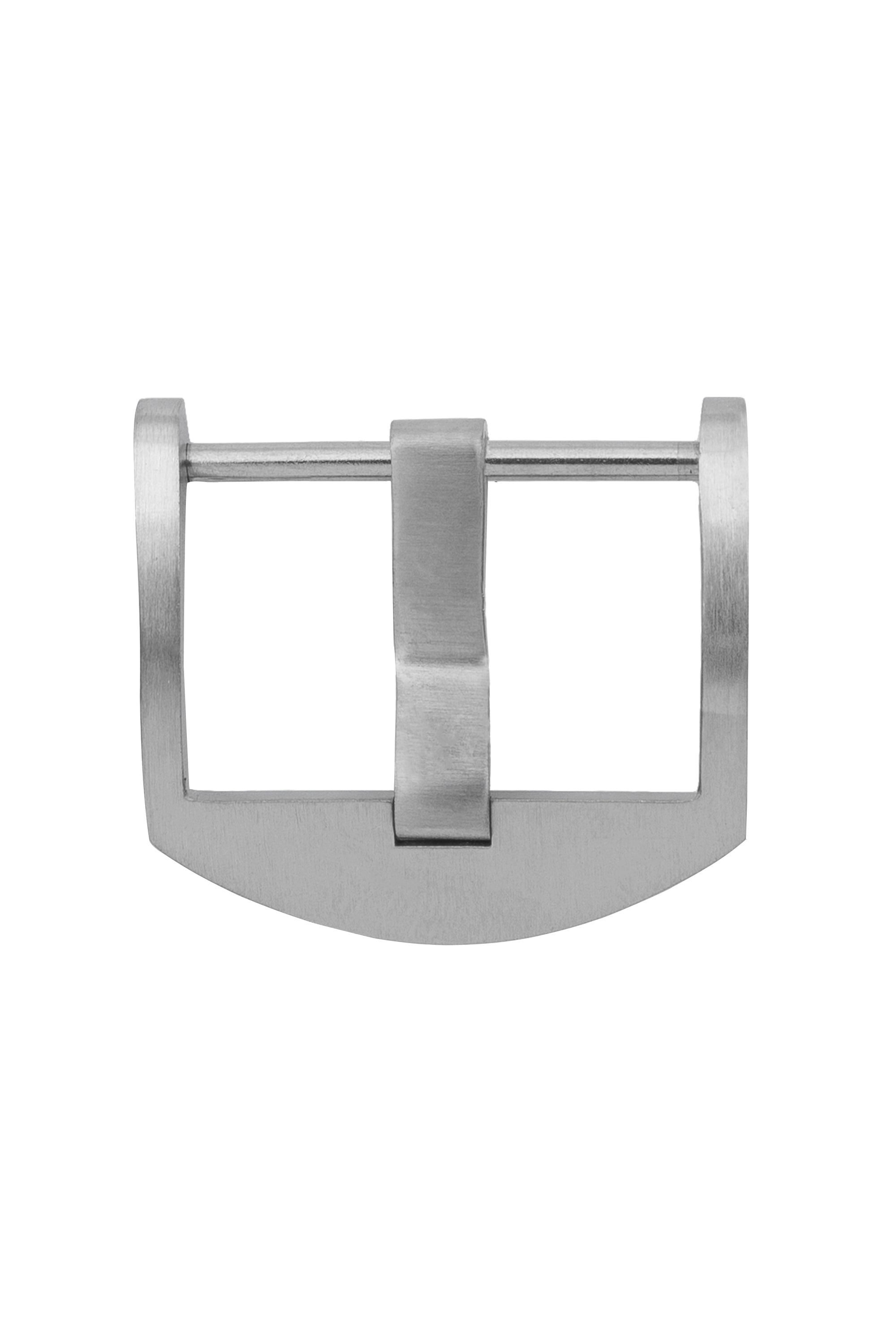 Brushed ARD Screw-in Tang Buckle