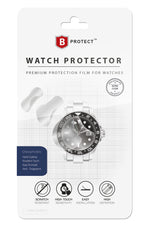 B PROTECT Premium Watch Glass Protection Film for CURVED Watch Glass