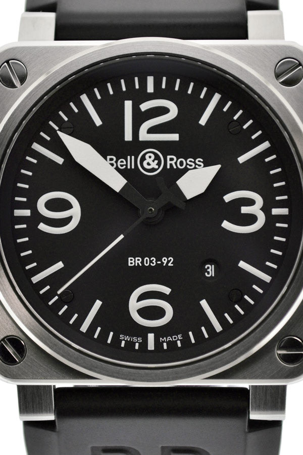 Bell & Ross BR03-92 Steel Automatic Swiss Watch