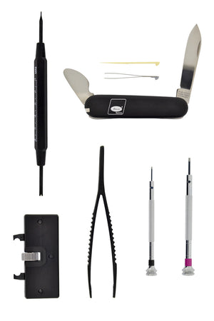 Load image into Gallery viewer, Beco Technic 6-Piece Watch Maintenance Tool Kit