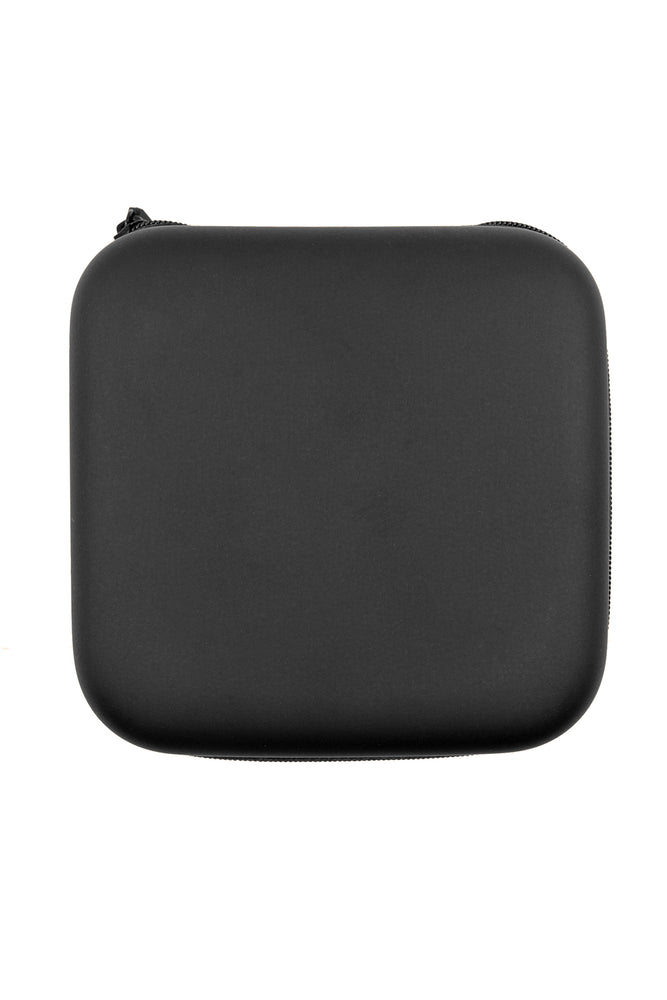 Beco Technic ProtectMax Foam-Lined Watch Case – Matte Black (Closed)