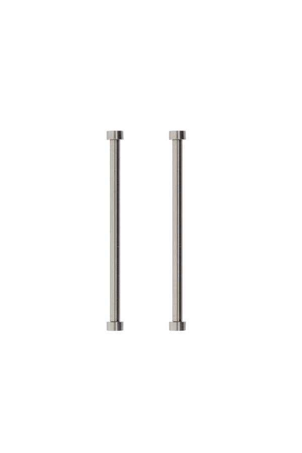 Bell & Ross Style Stainless Steel Replacement Bar and Screw Set