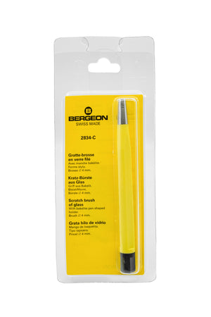 Bergeon 4mm Scratch Removal Pen - 2834-C (Packaging)