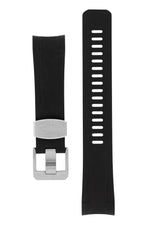 CRAFTER BLUE TD02 Rubber Watch Strap for Tudor Pelagos Series – BLACK