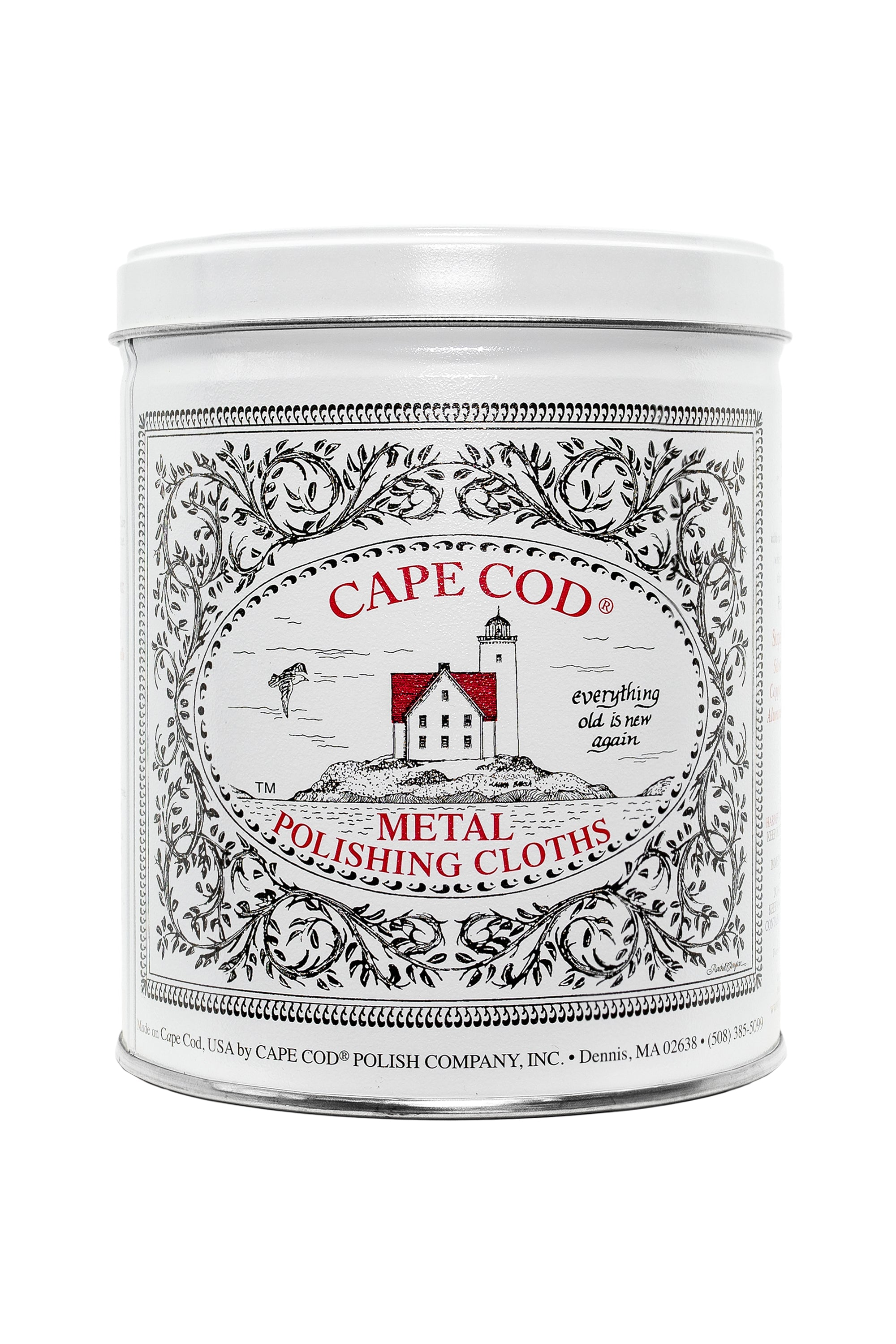 CAPE COD Polishing Tin Kit