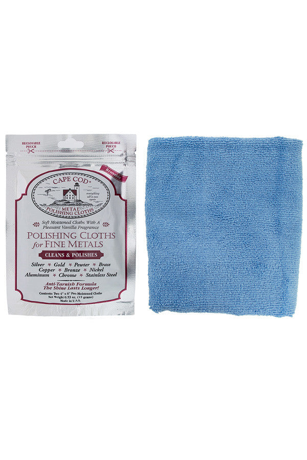 Cape Cod and XL Microfibre Polishing Kit