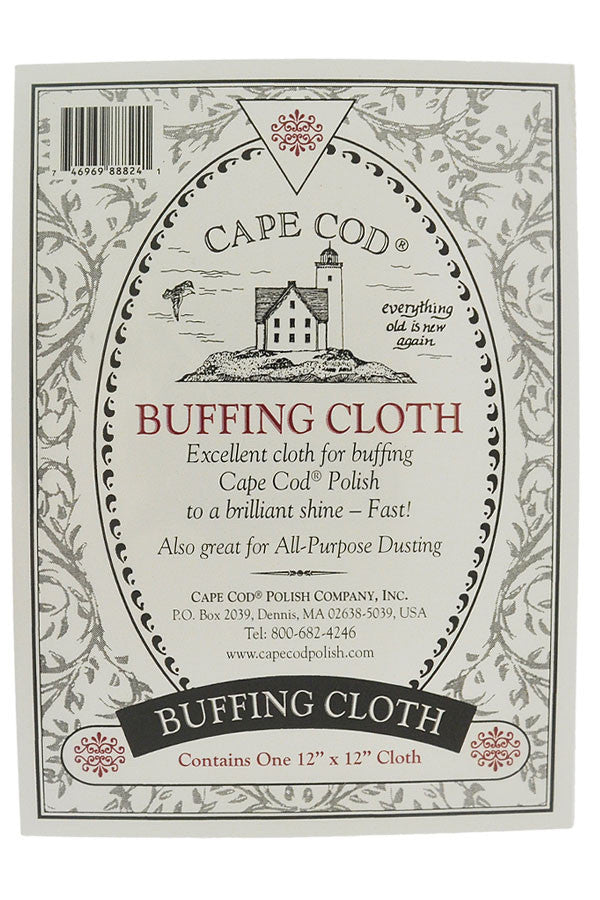 Cape Cod Polishing and Buffing Cloth Pack