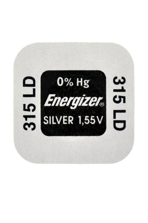 ENERGIZER Multi-Drain High Performance Watch Battery - 315