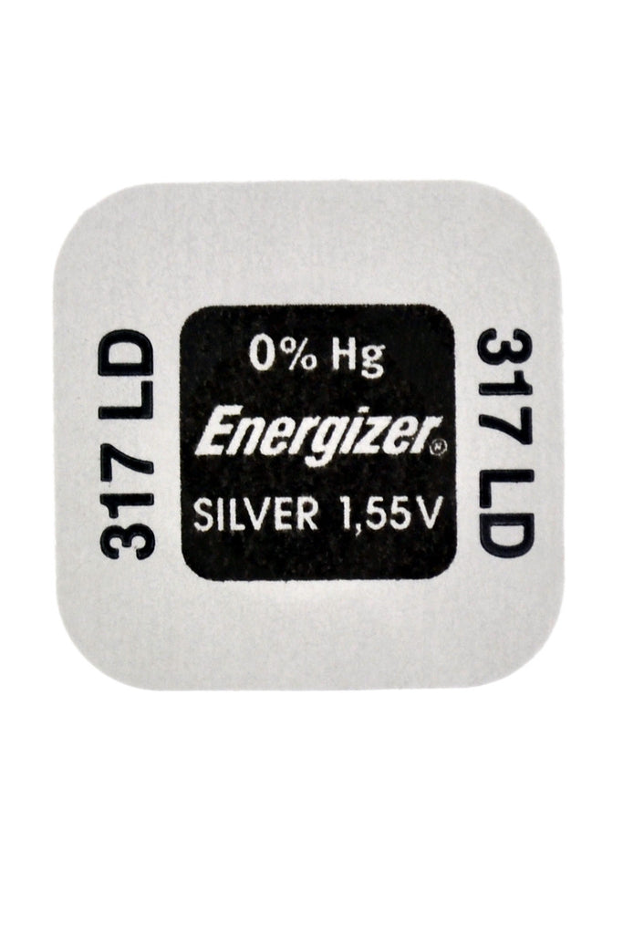 Energizer Multi-Drain High Performance Watch Battery - 317