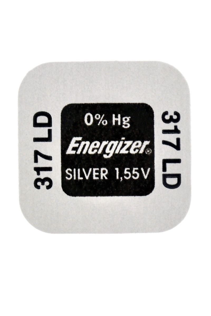 ENERGIZER Multi-Drain High Performance Watch Battery - 319