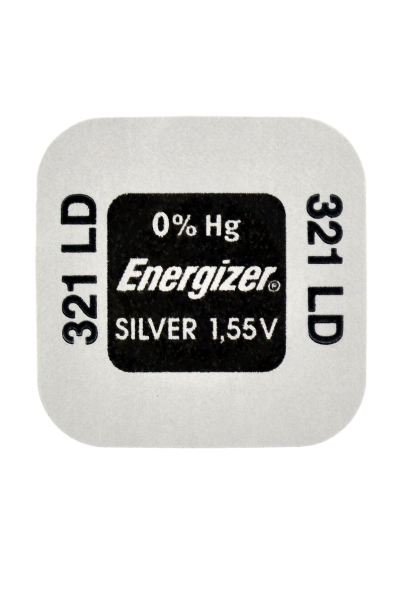 ENERGIZER Multi-Drain High Performance Watch Battery - 321