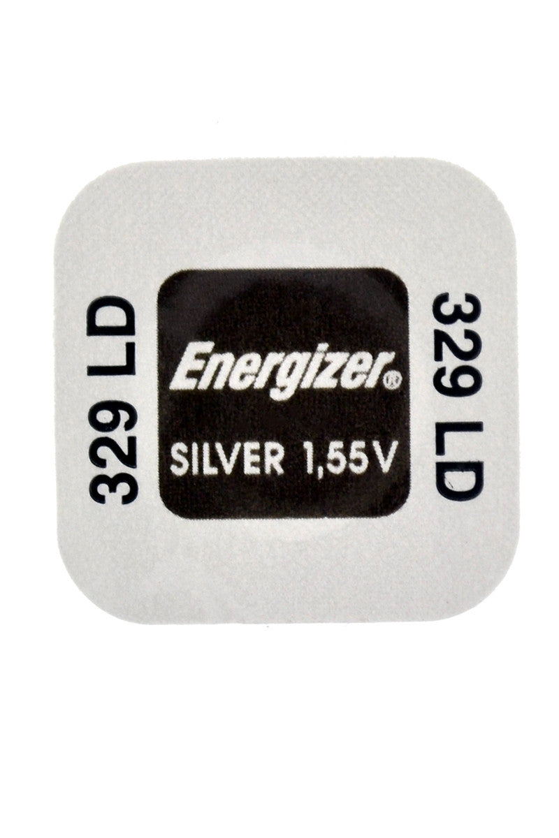 ENERGIZER Multi-Drain High Performance Watch Battery - 329