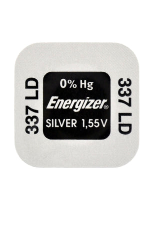 ENERGIZER Multi-Drain High Performance Watch Battery - 337