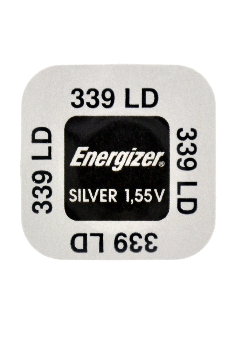 ENERGIZER Multi-Drain High Performance Watch Battery - 339
