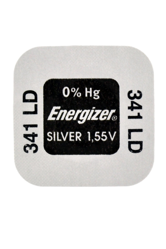 Energizer Multi-Drain High Performance Watch Battery - 341