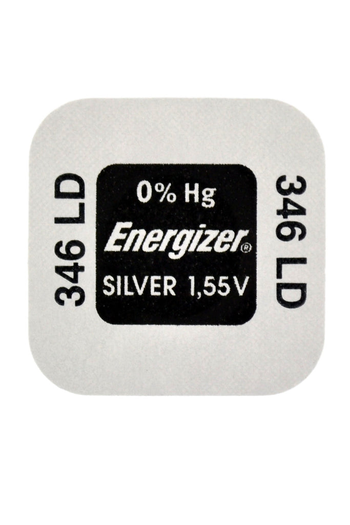 Energizer Multi-Drain High Performance Watch Battery - 346