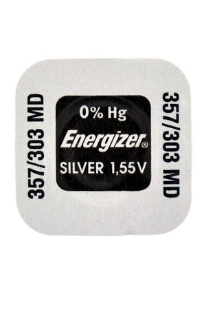 Energizer Multi-Drain High Performance Watch Battery - 303