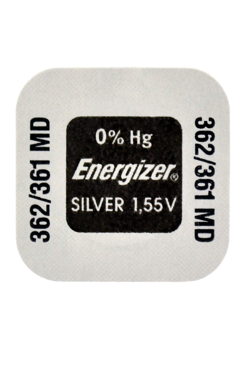 ENERGIZER Multi-Drain High Performance Watch Battery - 362