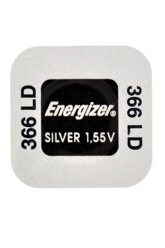 Energizer Multi-Drain High Performance Watch Battery - 366