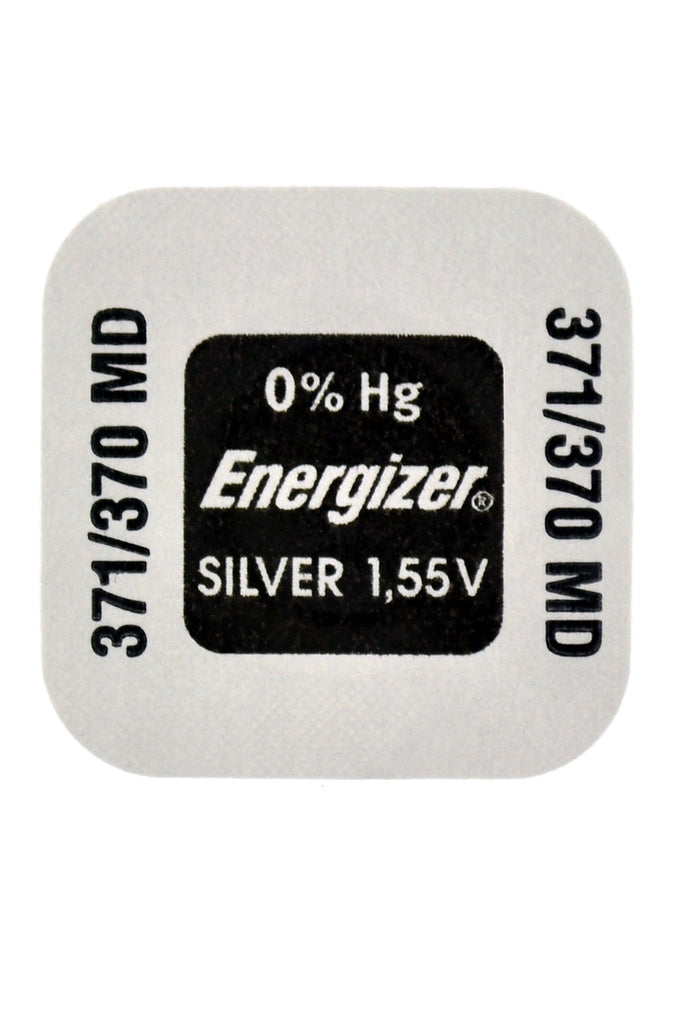 Energizer Multi-Drain High Performance Watch Battery - 371