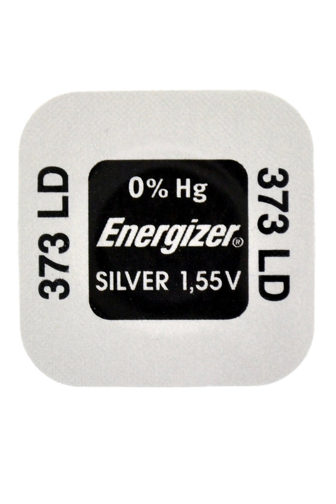 Energizer Multi-Drain High Performance Watch Battery - 373