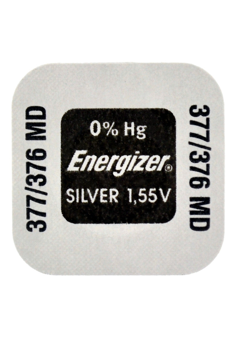 ENERGIZER Multi-Drain High Performance Watch Battery - 376