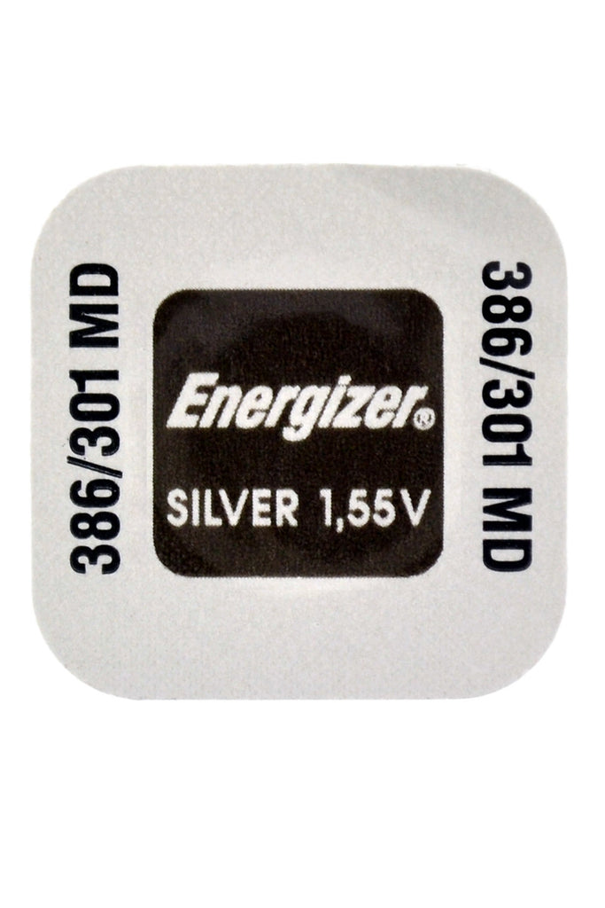 Energizer Multi-Drain High Performance Watch Battery - 386