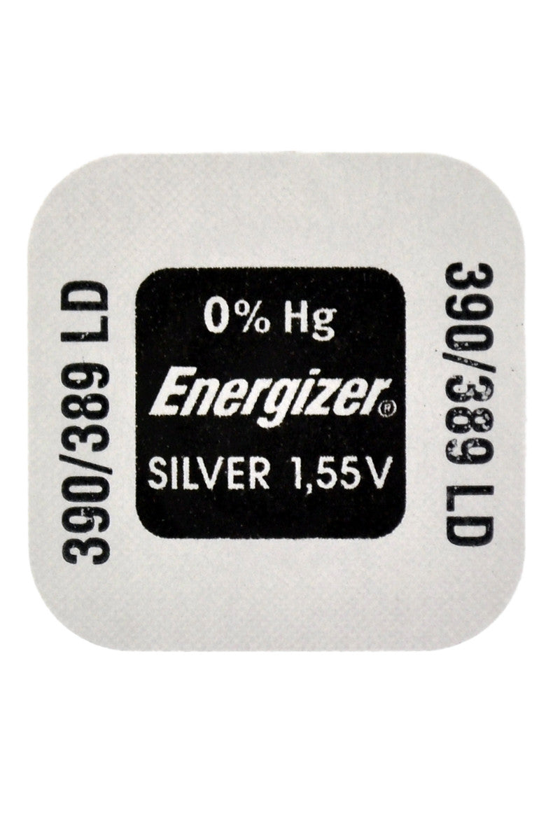 ENERGIZER Multi-Drain High Performance Watch Battery - 389