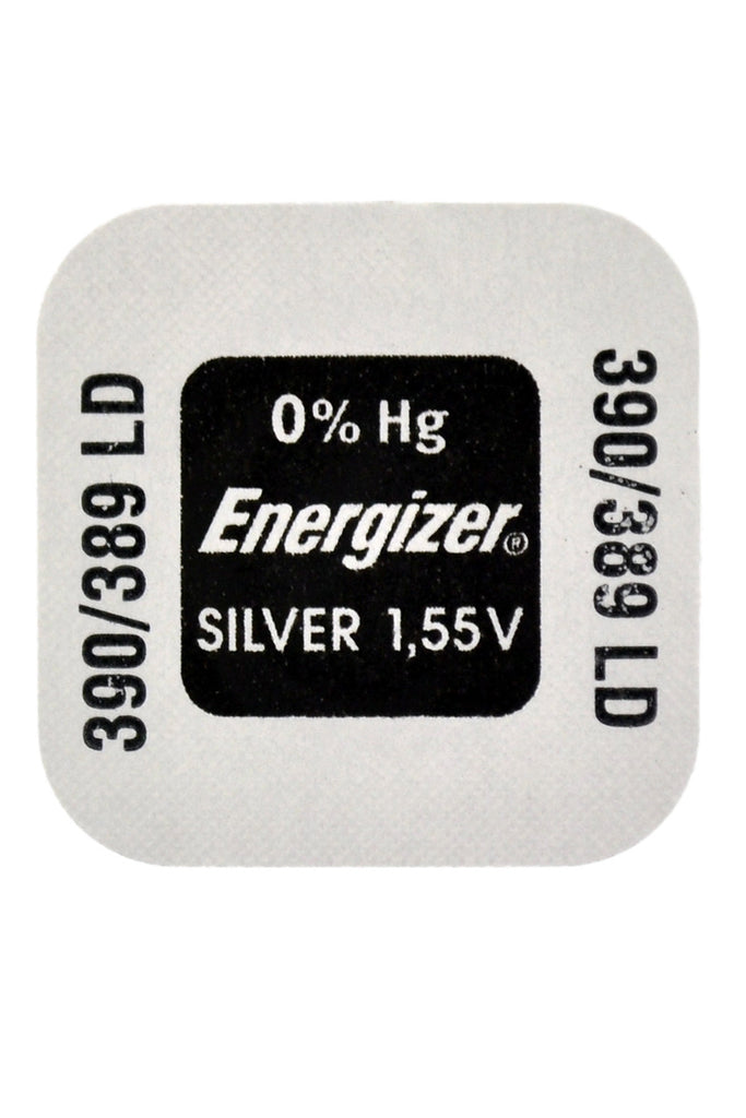 Energizer Multi-Drain High Performance Watch Battery - 390