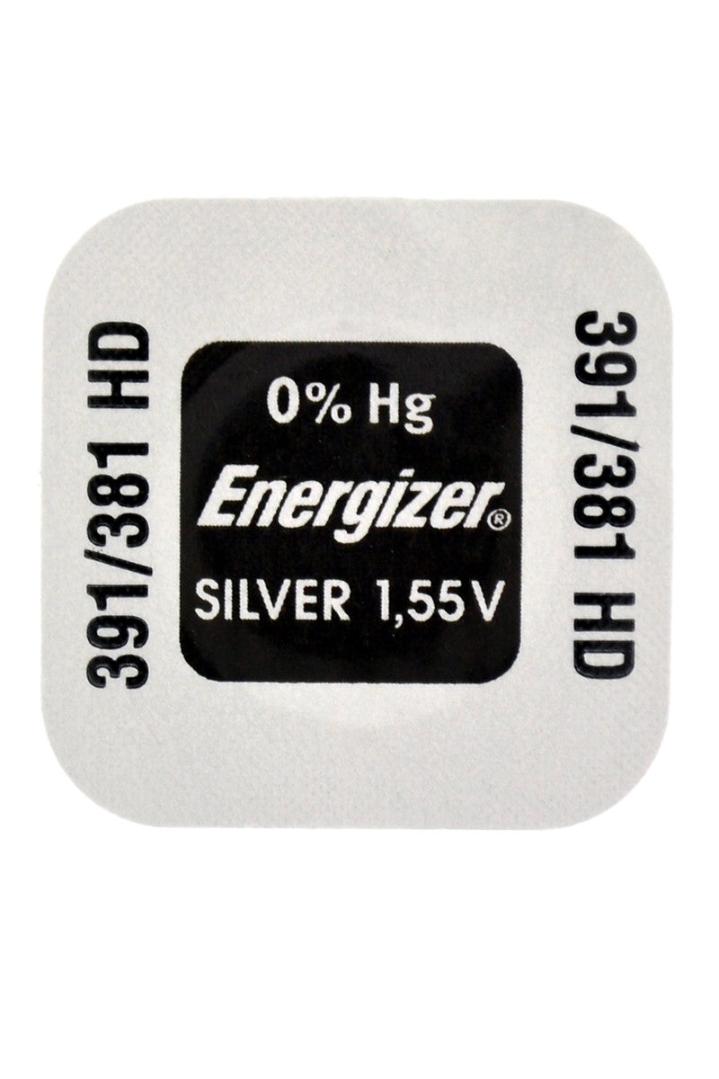 ENERGIZER Multi-Drain High Performance Watch Battery - 391