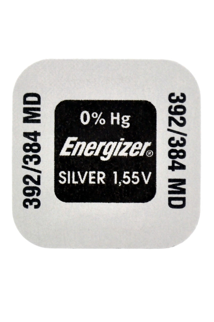 Energizer Multi-Drain High Performance Watch Battery - 392
