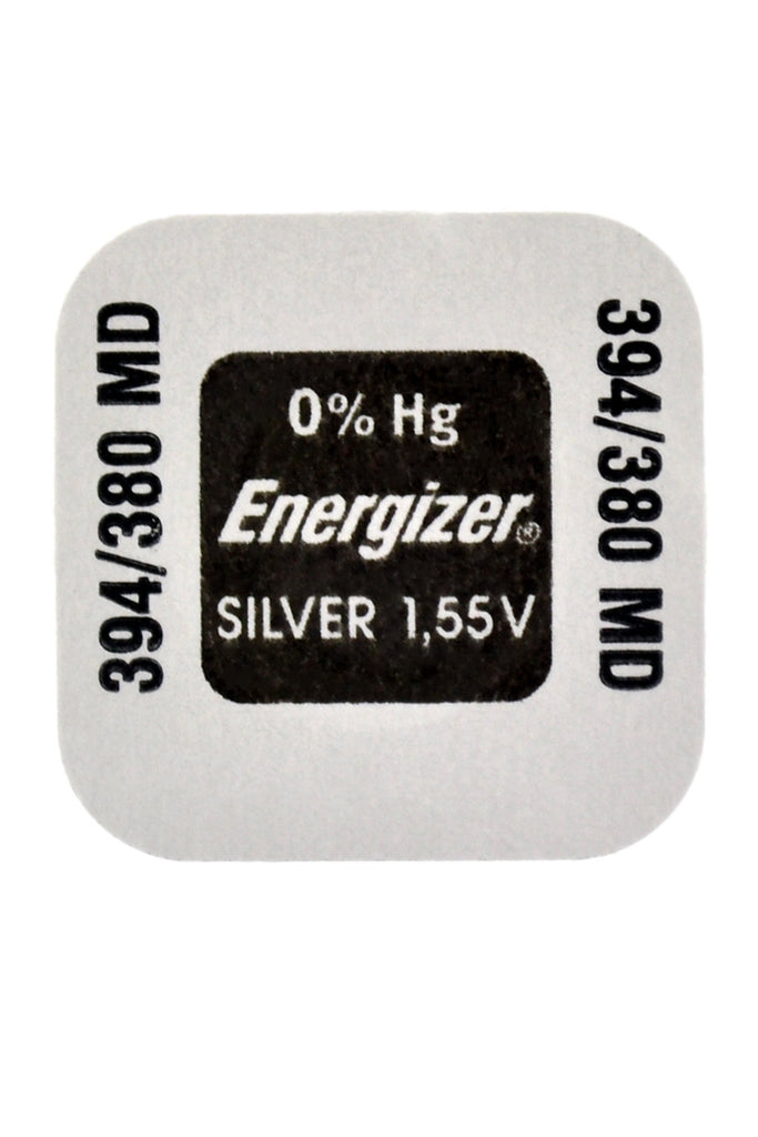 Energizer Multi-Drain High Performance Watch Battery - 394