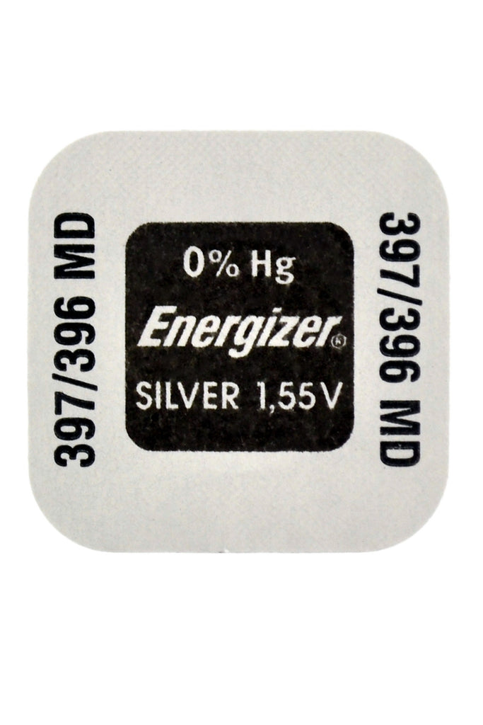 Energizer Multi-Drain High Performance Watch Battery - 396
