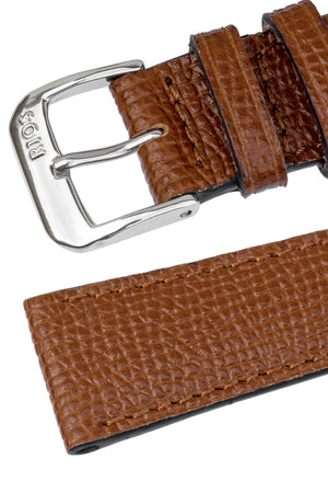 Load image into Gallery viewer, Rios1931 FRENCH Leather Watch Strap in COGNAC