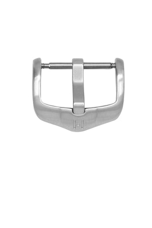 Hirsch H-Active Brushed Stainless Steel Buckle