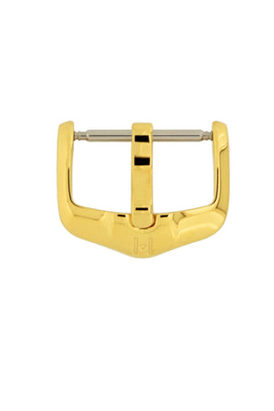 Hirsch H-Active Polished Stainless Steel Buckle in Gold-Tone