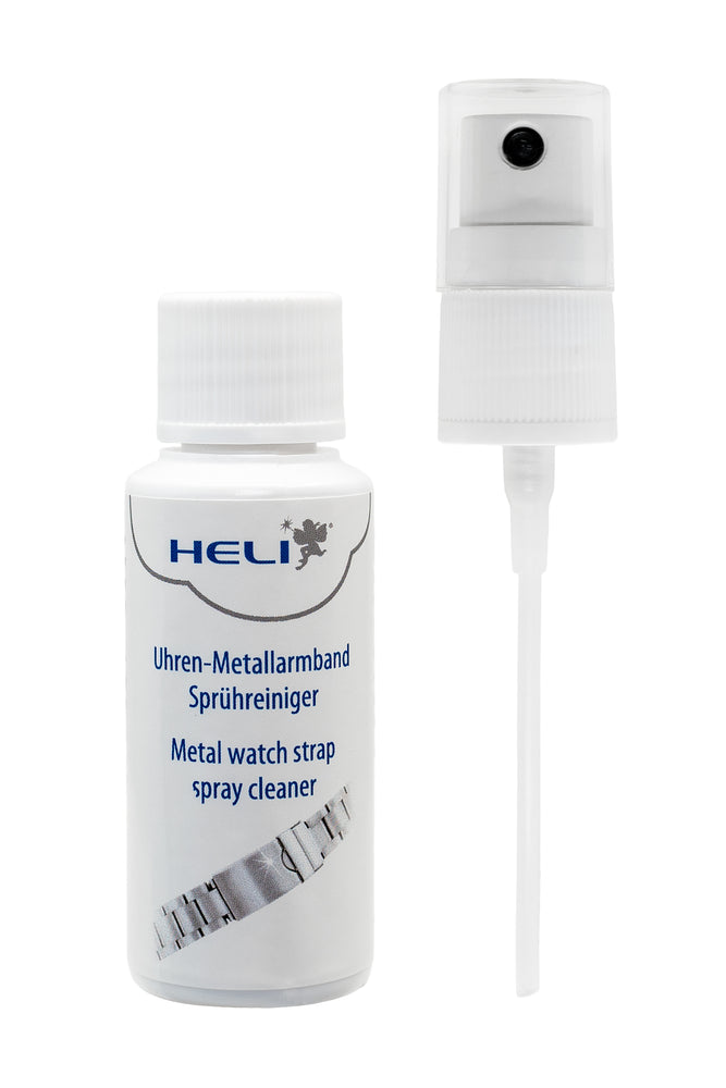 HELI Professional Watch Bracelet Cleaner Spray Bottle (Disassembled)
