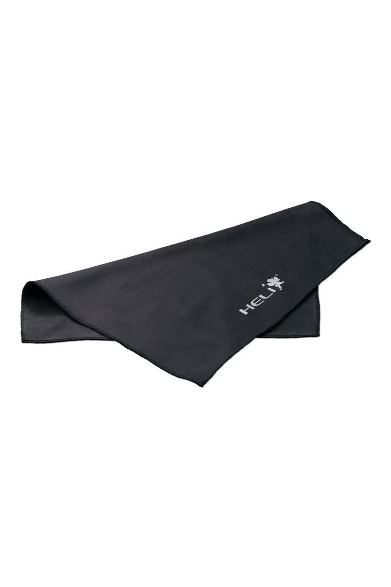 HELI Professional Superfine Microfibre Watch Cleaning Cloth in BLACK
