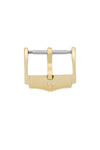 Hirsch H-Catwalk Buckle in GOLD