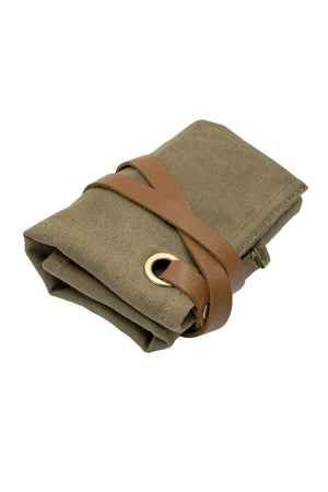LES NOBLE Canvas Watch Roll