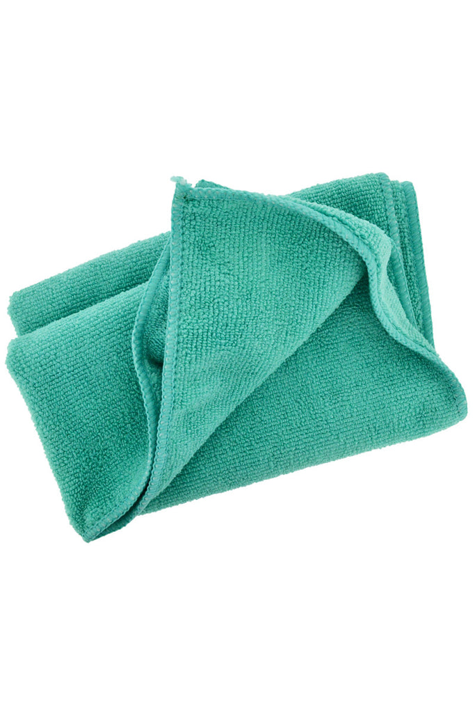 XL Microfibre Watch Cleaning Cloth - GREEN