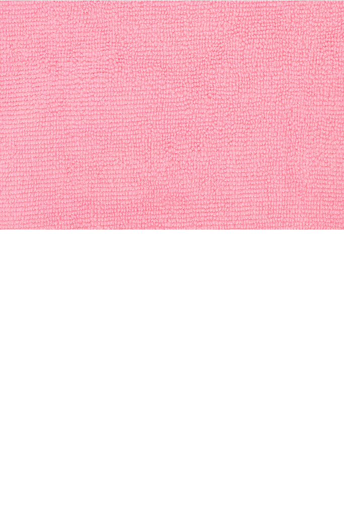 XL Microfibre Watch Cleaning Cloth - PINK