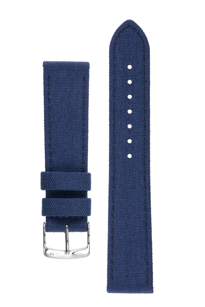 Morellato CORDURA 2 Water-Resistant Fabric Watch Strap in BLUE