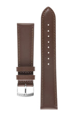 Morellato GRAFIC Calfskin Leather Performance Watch Strap in BROWN